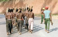 Ludob�jstwo w Rwandzie to nie by� nag�y wybuch nienawi�ci, ale starannie zaplanowana zbrodnia