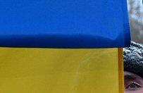 Na Ukrainie oraz wi�cej zwolennik�w cz�onkostwa w Unii Europejskiej i NATO