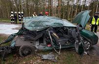 Tragiczny wypadek na drodze koło Chełmna - 7 zabitych i 2 rannych