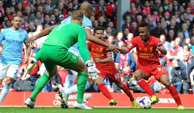 Co za mecz na Anfield! Liverpool pokonał Man City!