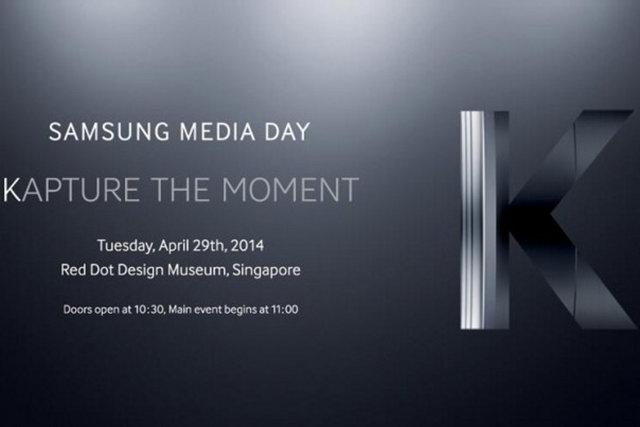 Samsung Galaxy K Zoom zadebiutuje 29 kwietnia