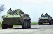 Ukrai�ski genera�: coraz wi�cej rosyjskich �o�nierzy na wschodzie