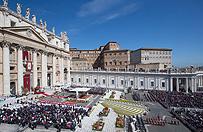 Papie� zaapelowa� o pok�j i jedno�� na Ukrainie