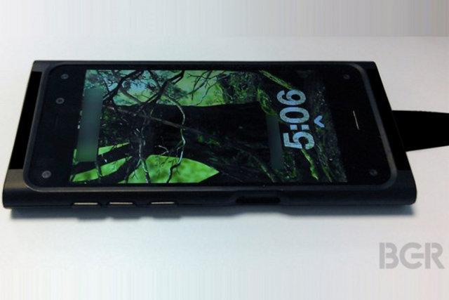 Są pierwsze zdjęcia smartfonu firmy Amazon