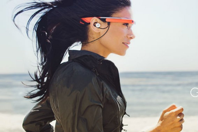 Google aktualizuje okulary Glass
