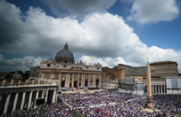 Prognoza pogody na kanonizacj� Jana Paw�a II w Rzymie