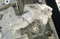 Astronauci wymienili komputer na zewn�trz ISS