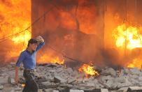 Syria w ogniu wojny - kto walczy za rz�d Asada?