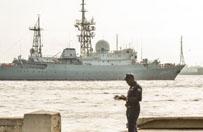 Tajna misja rosyjskiego okr�tu szpiegowskiego u wybrze�y USA. Zbudowali go... Polacy