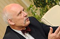 Janusz Korwin-Mikke: zagoni� Ew� Kopacz do roboty