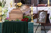 Tadeusz R�ewicz pochowany na cmentarzu ewangelickim w Karpaczu