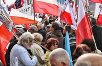 Utrudnienia na ulicach Warszawy 1 maja