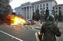 46 zmar�ych po zamieszkach w Odessie