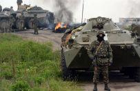 Operacja przeciwko separatystom w rejonie Kramatorska