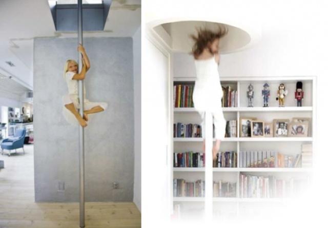rura do zje d ania jak urz dzi pok j dziecka niezwyk e. Black Bedroom Furniture Sets. Home Design Ideas