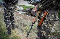 Konflikt na Ukrainie. Minister obrony Stepan Po�torak: 1 wrze�nia w Donbasie wstrzymano walki