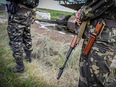 Tak Ukraina pogr��y separatyst�w? Jest rozkaz dow�dztwa