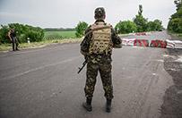 Wojna na Ukrainie. AFP: Donbas coraz bardziej zbli�a si� do Rosji
