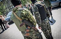 Reuters: niepewna przysz�o�� prorosyjskich rebeliant�w na Ukrainie