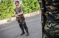 RBNiO Ukrainy: separaty�ci kontroluj� obszar do Morza Azowskiego