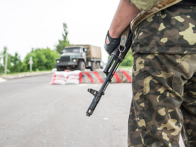 """Rosja wys�a�a do Donbasu kolejny """"bia�y konw�j"""""""