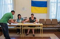 Dzi� na Ukrainie wybory i g�osowanie w cieniu wojny
