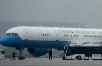 Barack Obama przylecia� do Warszawy