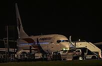 �eglarka twierdzi, �e widzia�a samolot Malaysian Airlines