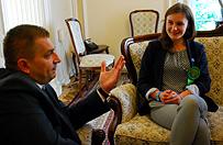 Minister zdrowia spotka� si� z 17-letni� autork� metody leczenia raka