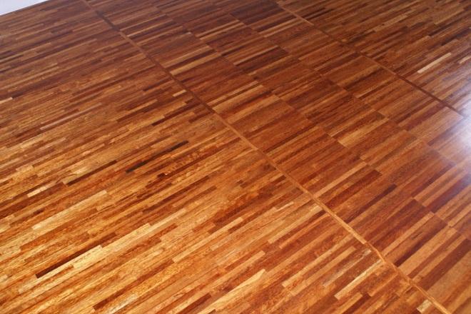 Tania podłoga drewniana