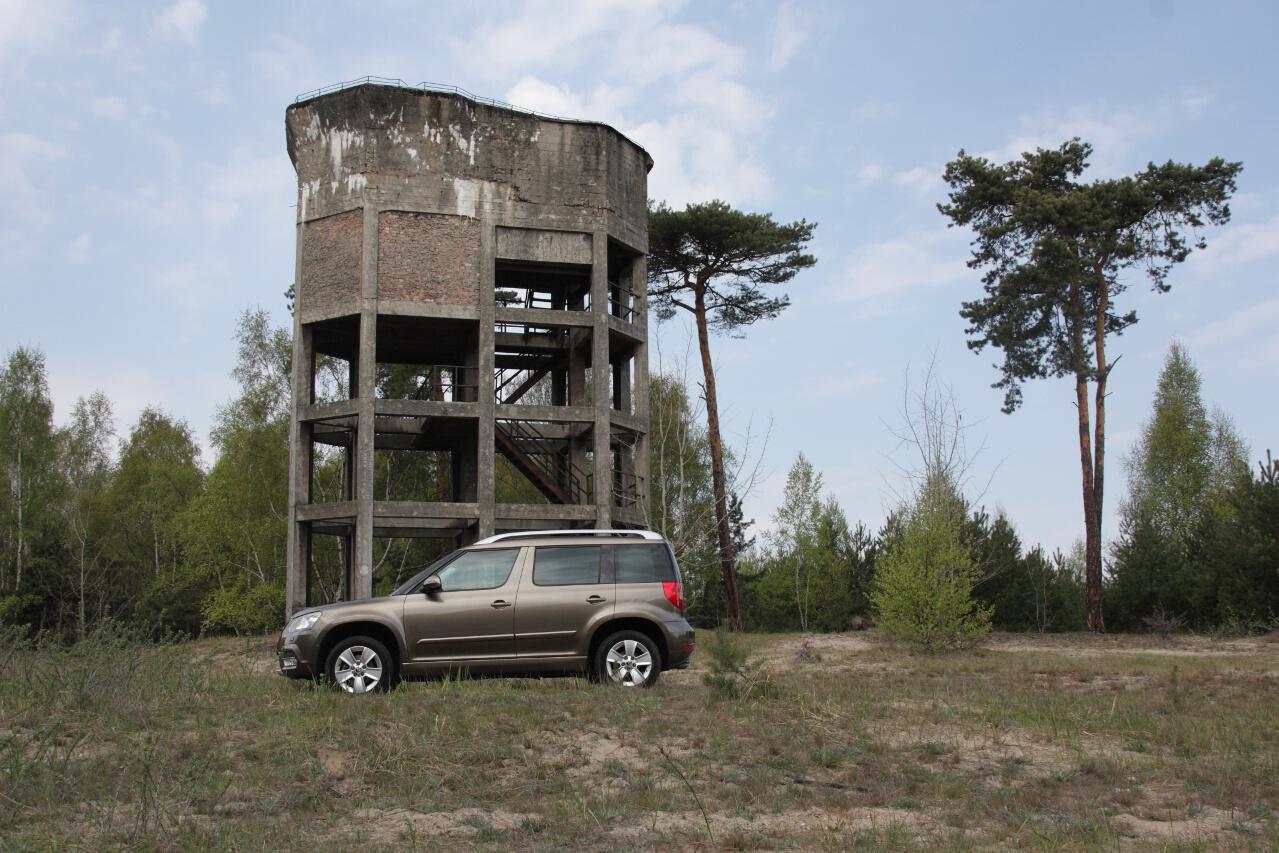 Nowa Skoda Yeti 2014 | Autos Weblog