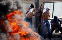 Protesty i starcia w Izraelu - wybuchnie palesty�skie powstanie?