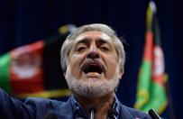 Kandydaci na prezydenta Afganistanu zbojkotowali ponowne liczenie g�os�w po wyborach