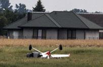 Zderzenie dw�ch samolot�w ko�o Radomia. S� wst�pne ustalenia