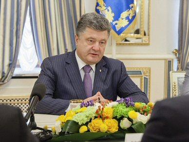 Rzecznik prezydenta Ukrainy: Poroszenko mo�e rozwi�za� parlament w przysz�ym tygodniu
