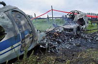 Separaty�ci: Ukrai�cy przeprowadz� naloty, by zatrze� �lady