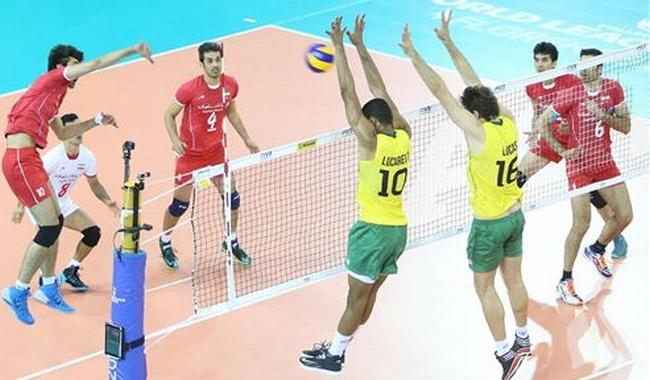 Iran pokonał Brazylię i zagra w półfinale