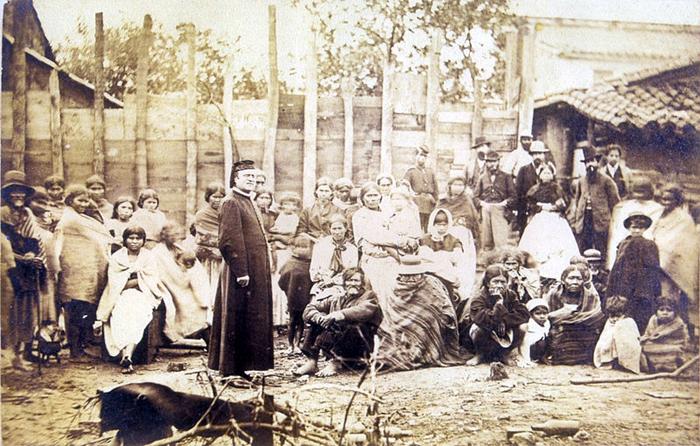 Paragwajscy uchodźcy, maj 1869 r.