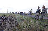 Ukraina: separaty�ci wpu�cili ekspert�w w miejsce katastrofy boeinga