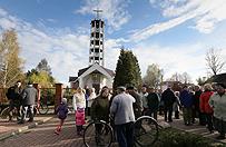 Kościół parafialny w Jasienicy otwarty, ma nowego proboszcza