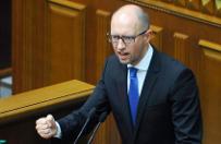 Dymisja Jaceniuka odrzucona. Ekspertka dla WP.PL: popieraj� go i prezydent, i kr�gi mi�dzynarodowe