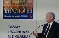 """Billboardy PiS bez s�owa """"sitwa"""". Jaros�aw Kaczy�ski: zaczyna by� wprowadzana cenzura"""