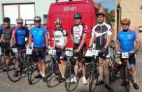 Krakowscy stra�acy pojad� w Tour de Pologne