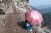 Chiny - po trz�sieniu gro�ba zalania wsi