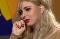 Awantura w studio TV. Polityk oblany wod�: to m�ska dziwka!