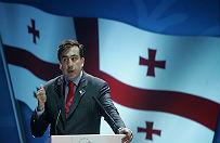 Micheil Saakaszwili: Rosja nigdy si� nie zmieni, Putin chce granic sowieckich