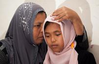 Po 10 latach odnalaz�a si� porwana przez tsunami dziewczynka