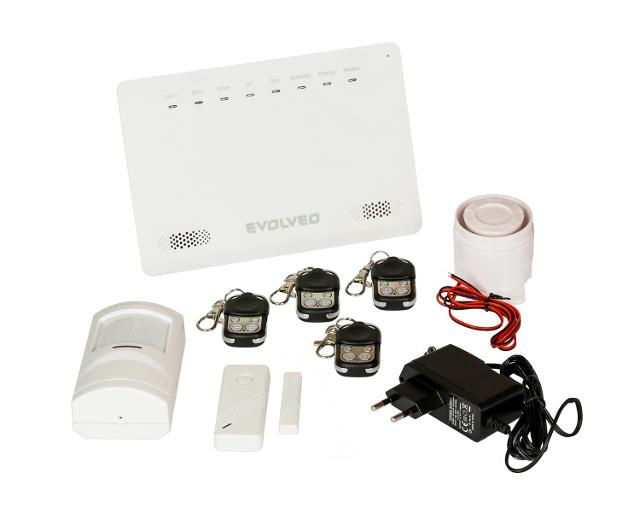 Bezprzewodowy system alarmowy do domu