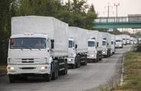 Ukrai�ska RBNiO: konwoje z Rosji przewo�� bro�, mamy dow�d