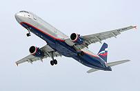 Aerof�ot bez zgody na loty do Charkowa i Dniepropietrowska